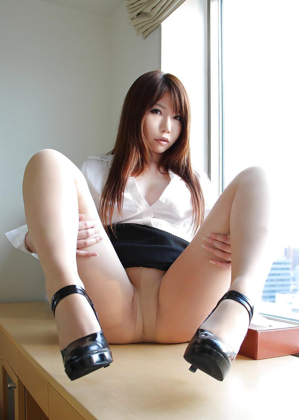 Pantyhose Asian