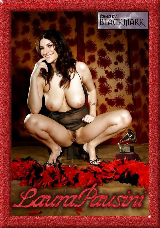Laura pausini desnuda
