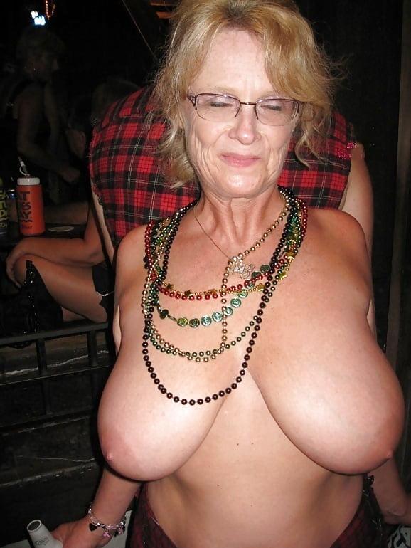Oldest Ladies With Big Boobs