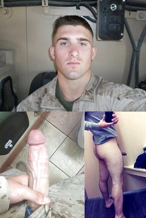 Cute british old men military nude — img 10
