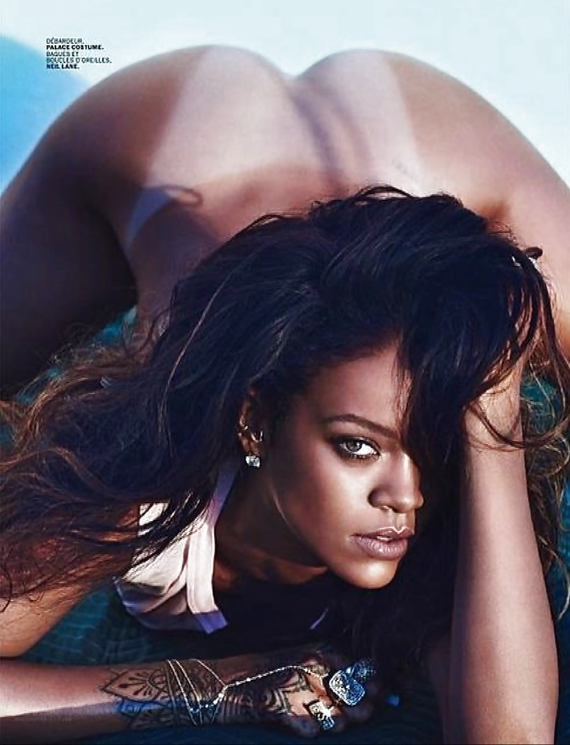 Rihanna hot naked, handjobs and masturbation