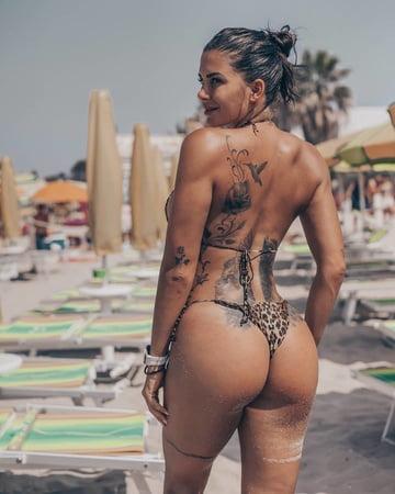 nackt Santoro Andrina Swiss Fitness