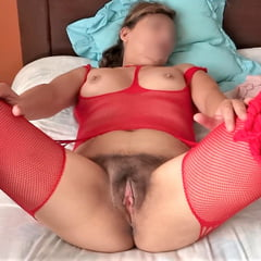 MY HAIRY WIFE, LOOK AT OUR OWN VIDEOS TOO