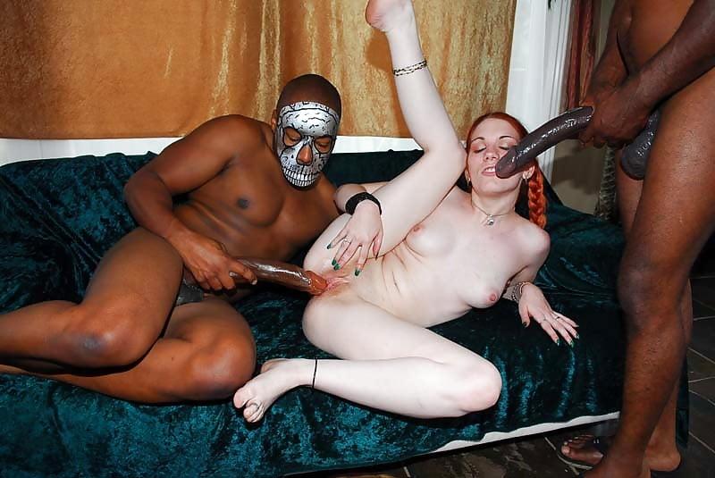 Новые голые негритянки особо любопытных
