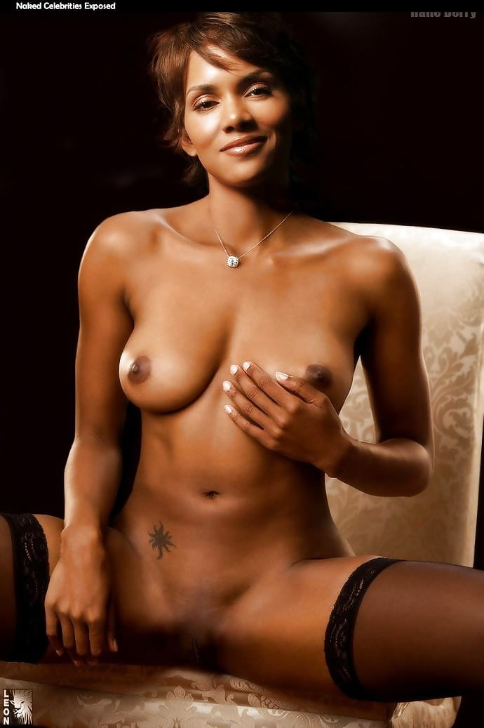 Halle berry nude video