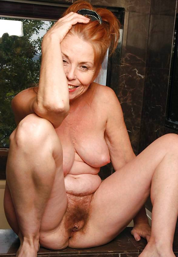 Mature Hairy Redhead Stella - 20 Pics  Xhamster-2365
