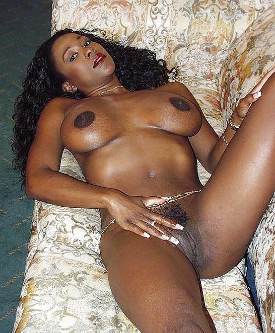 Nude jamaican girl