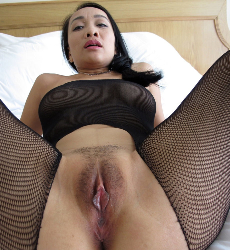 Asian Milf Shaven Pussy Photo
