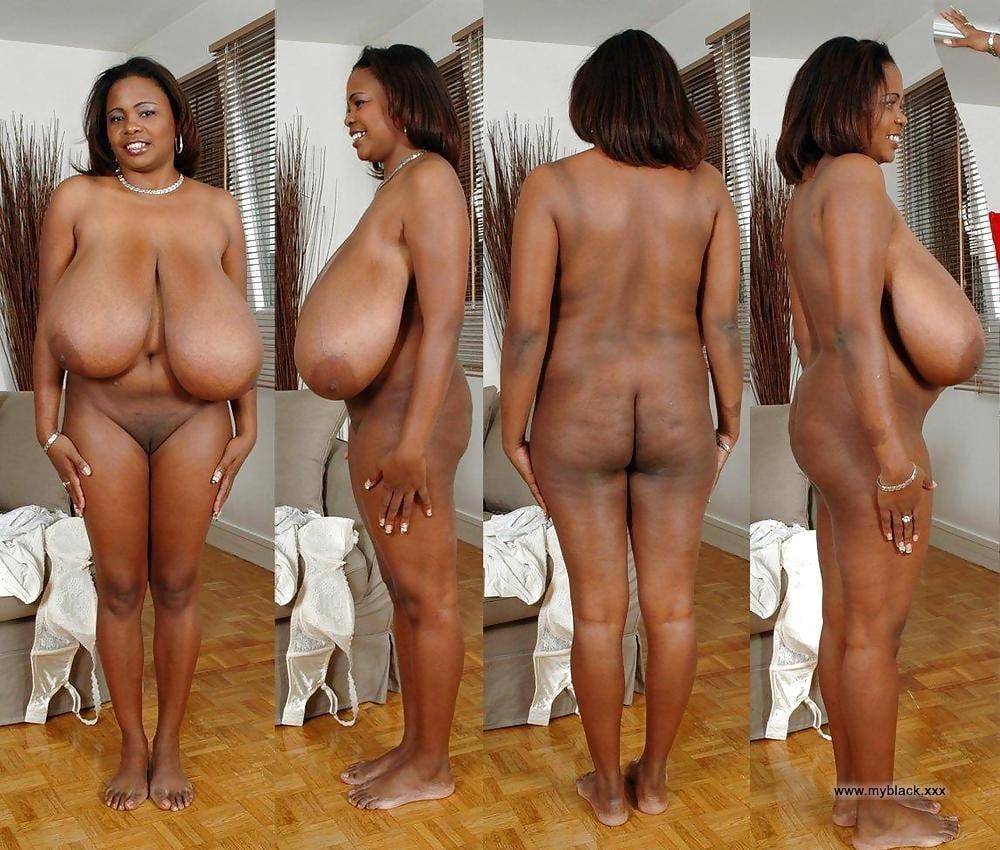 Big ebony tits porn pictures