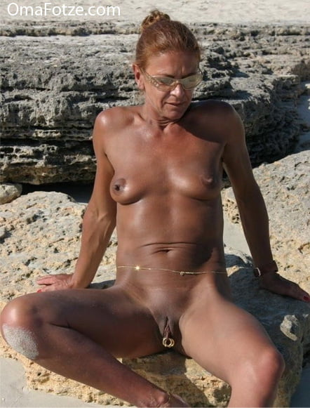 Nacktstrand am Strand. Gratis