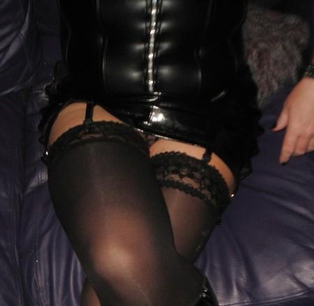 PVC & Stockings...