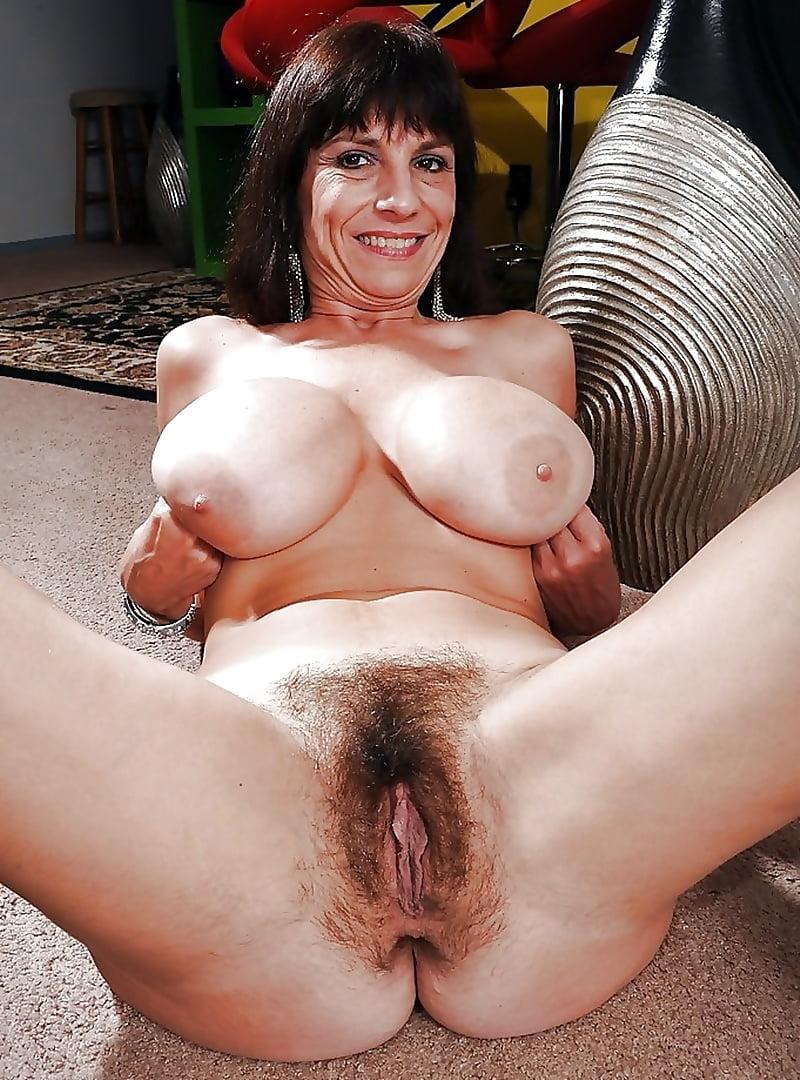 Cunt hairy huge tit