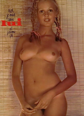 Elisa Servier  nackt