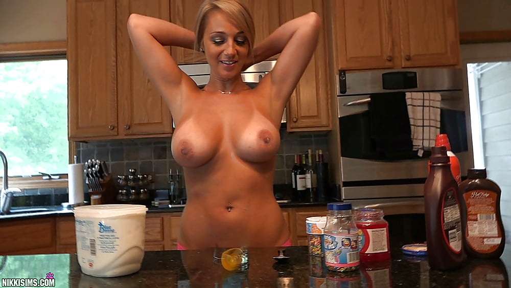 Excellent Nikki sims naked cam think, that