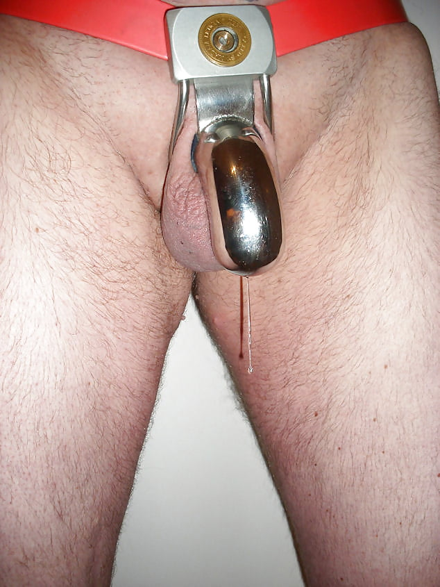 Reasons why your penis hurts in a chastity device