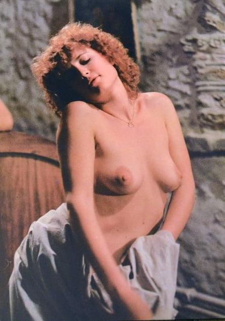Valérie Mairesse  nackt