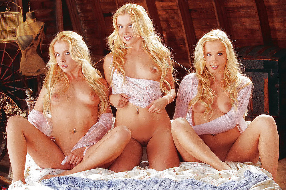 Triplets all girls porn