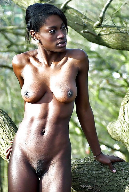 Free naked ebony women #8