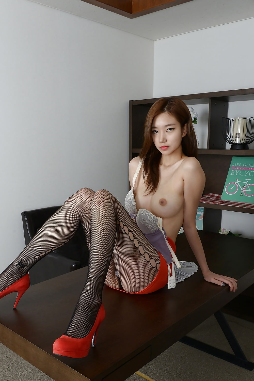Sexy Korean Secretary Part 1 - 79 Pics - Xhamstercom-3785