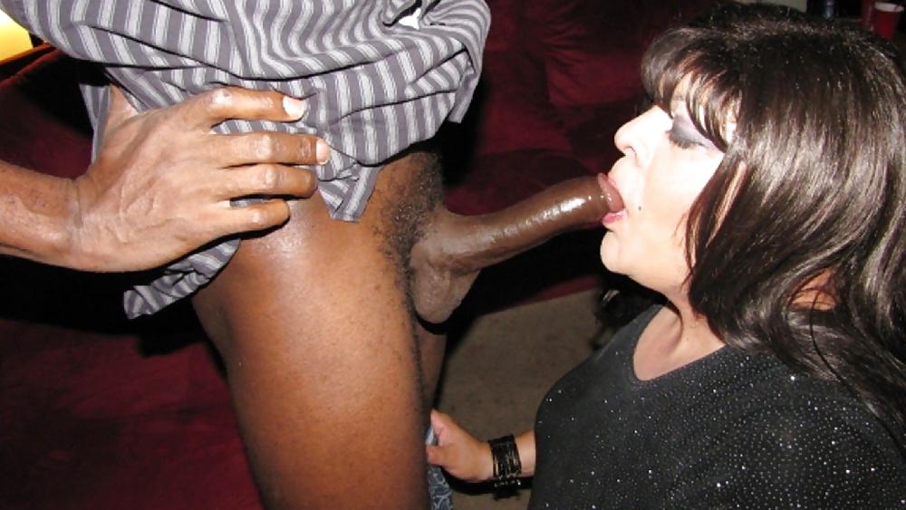 Sissy Cuckold Husband Licks Wifes Feet And Sucks Bulls Cock