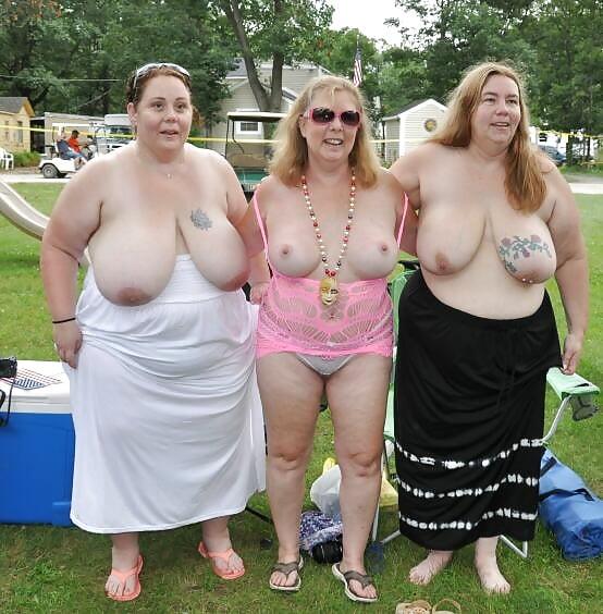 Chunky mature women-2340