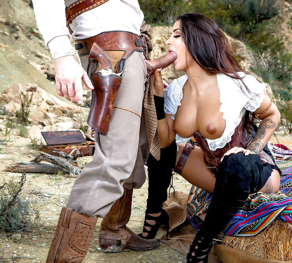 Whores in wild west xxx