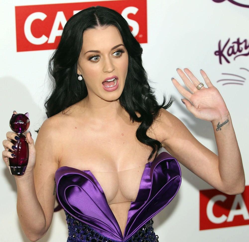 Katy perry big nipples