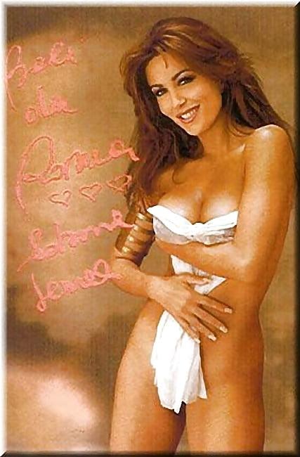 Cynthia gifs sabrina ferilli hard gaga pictures nude