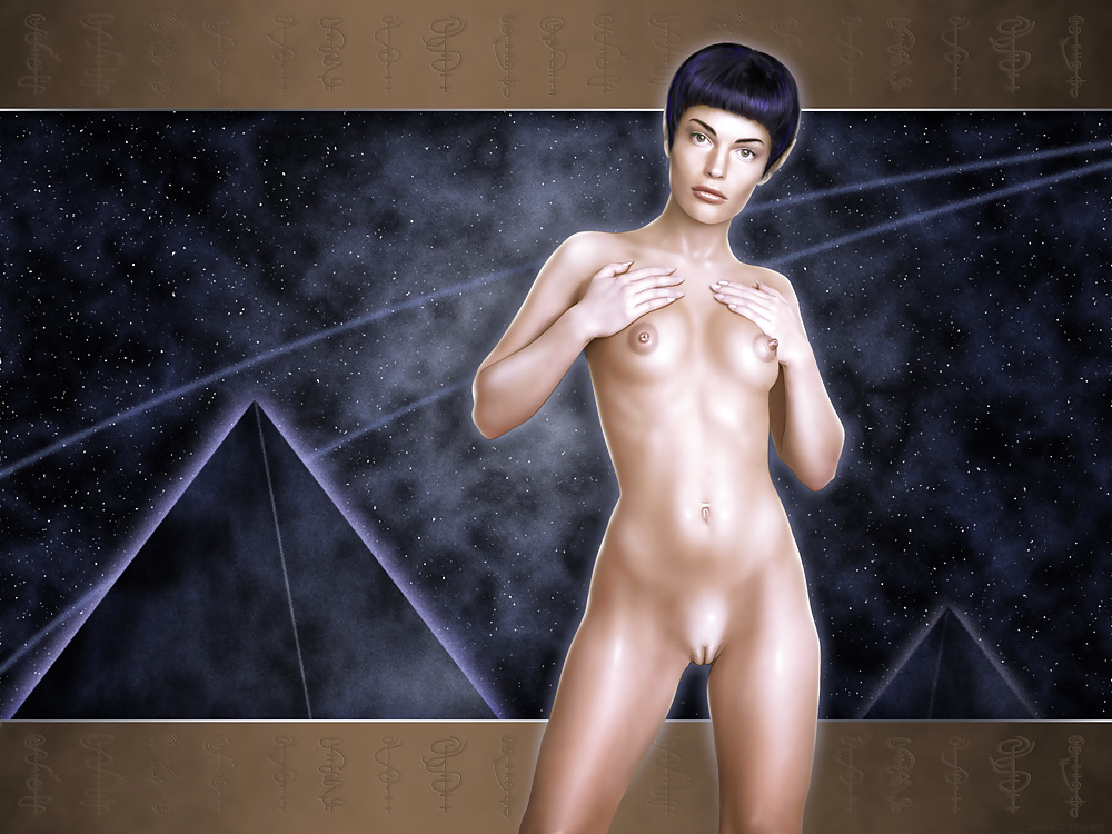 Star trek next generation marina naked