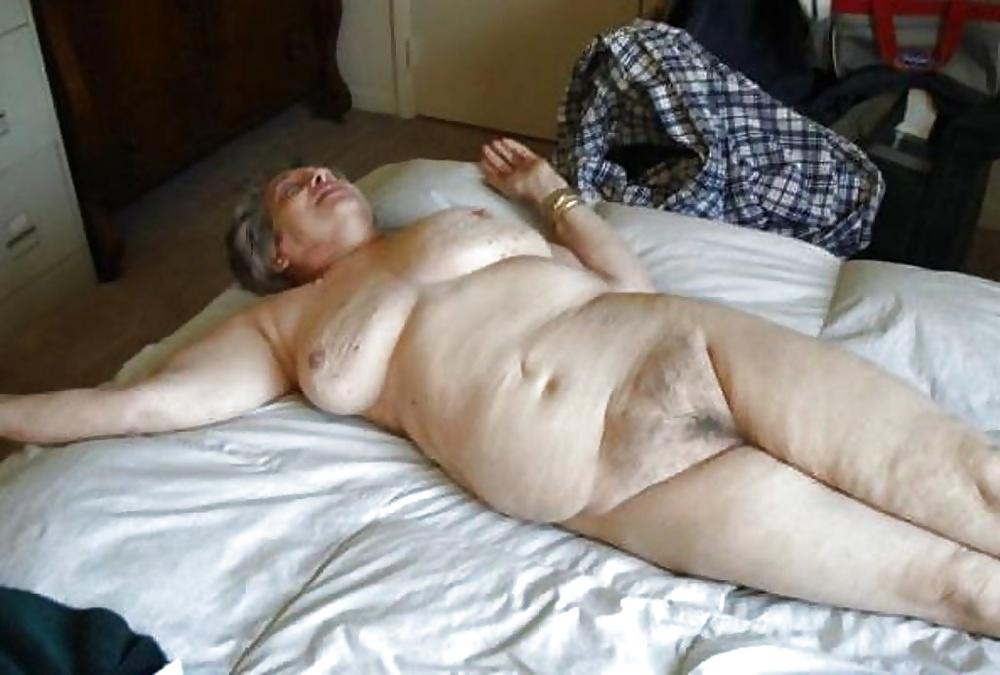 Nude milfs sleeping naked