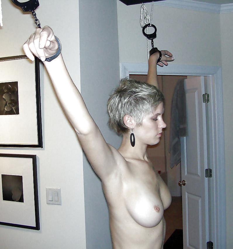 Amateur photo of submissive woman — 14