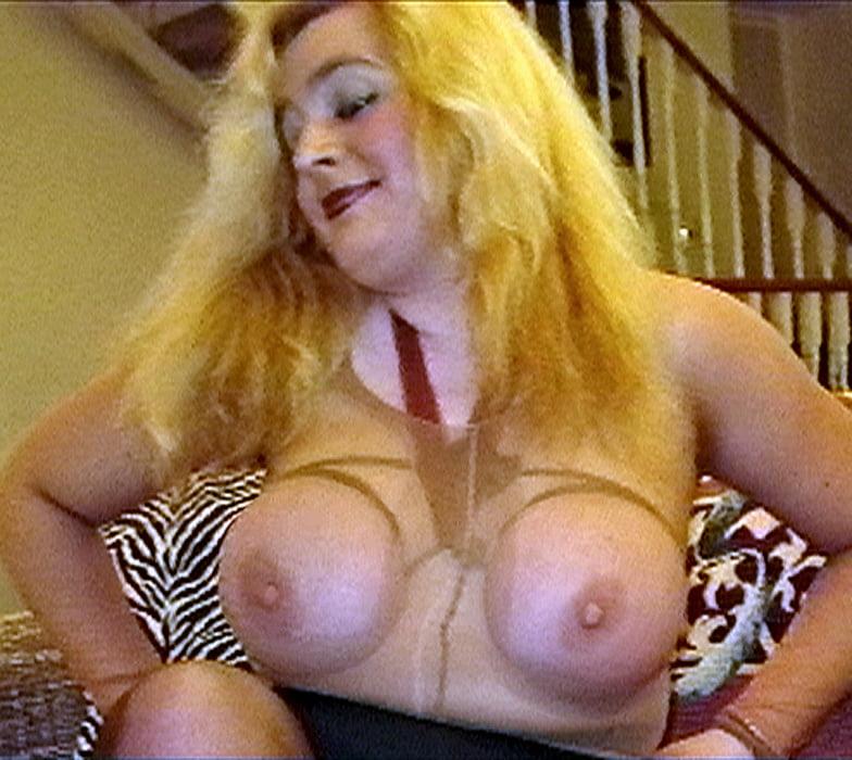 My Big Bound Tits... NylonLisa - 48 Pics