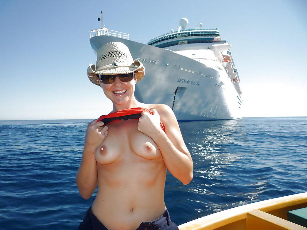 Nude sexy men on cruise ship