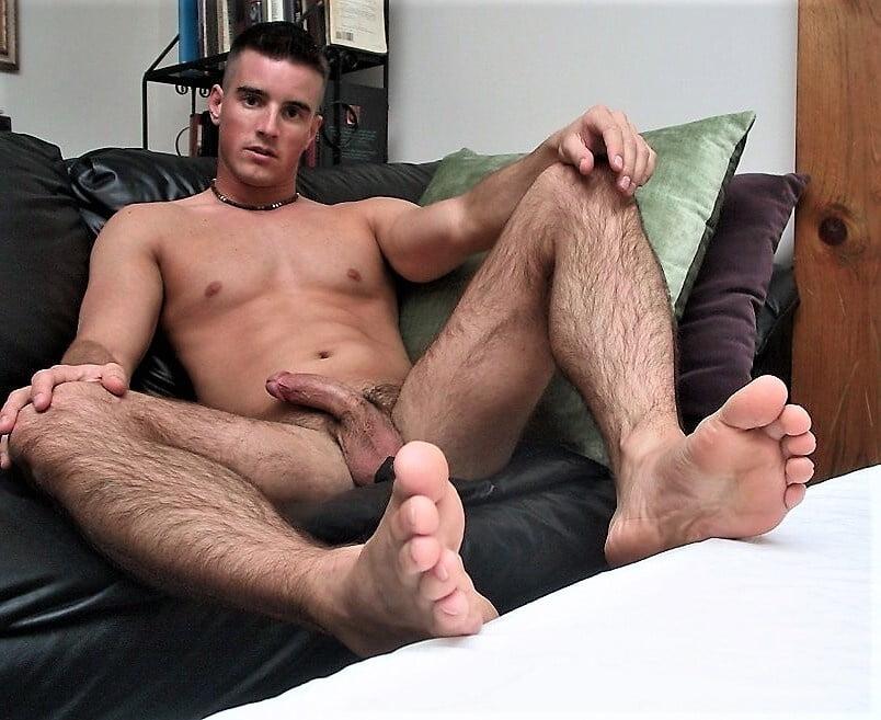 Naked men feet tumblr