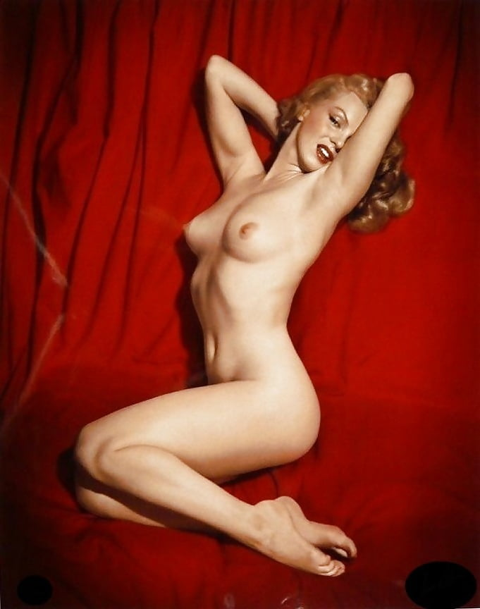 Naked Photographed Nude Marlyn Images