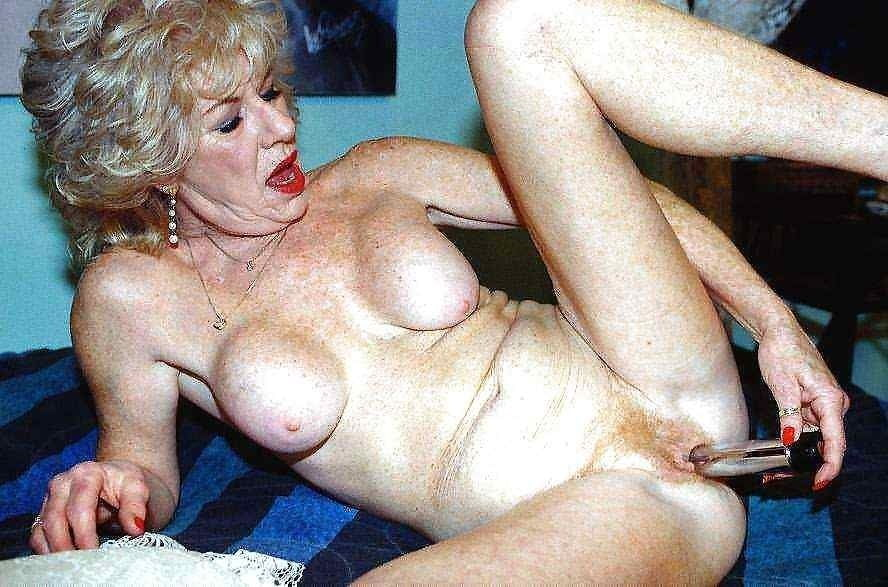 Granny And Older Woman Vintage Porn Pics