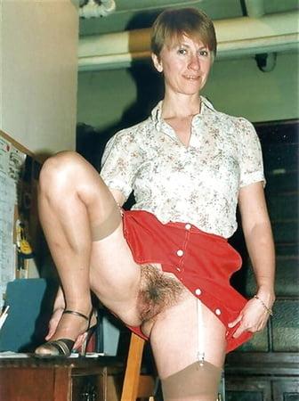 just hairy women