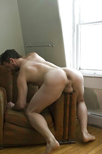 Boys bent over naked — 14
