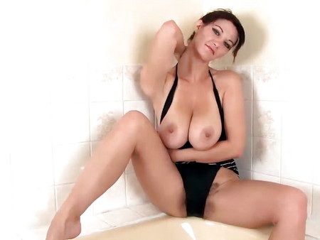 mature boobs 40s