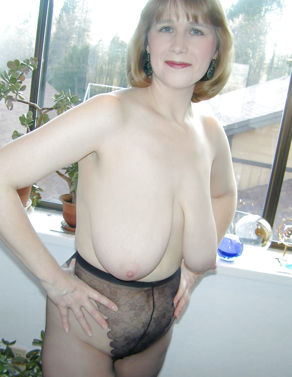 Lovely Old Women Saggy Tits