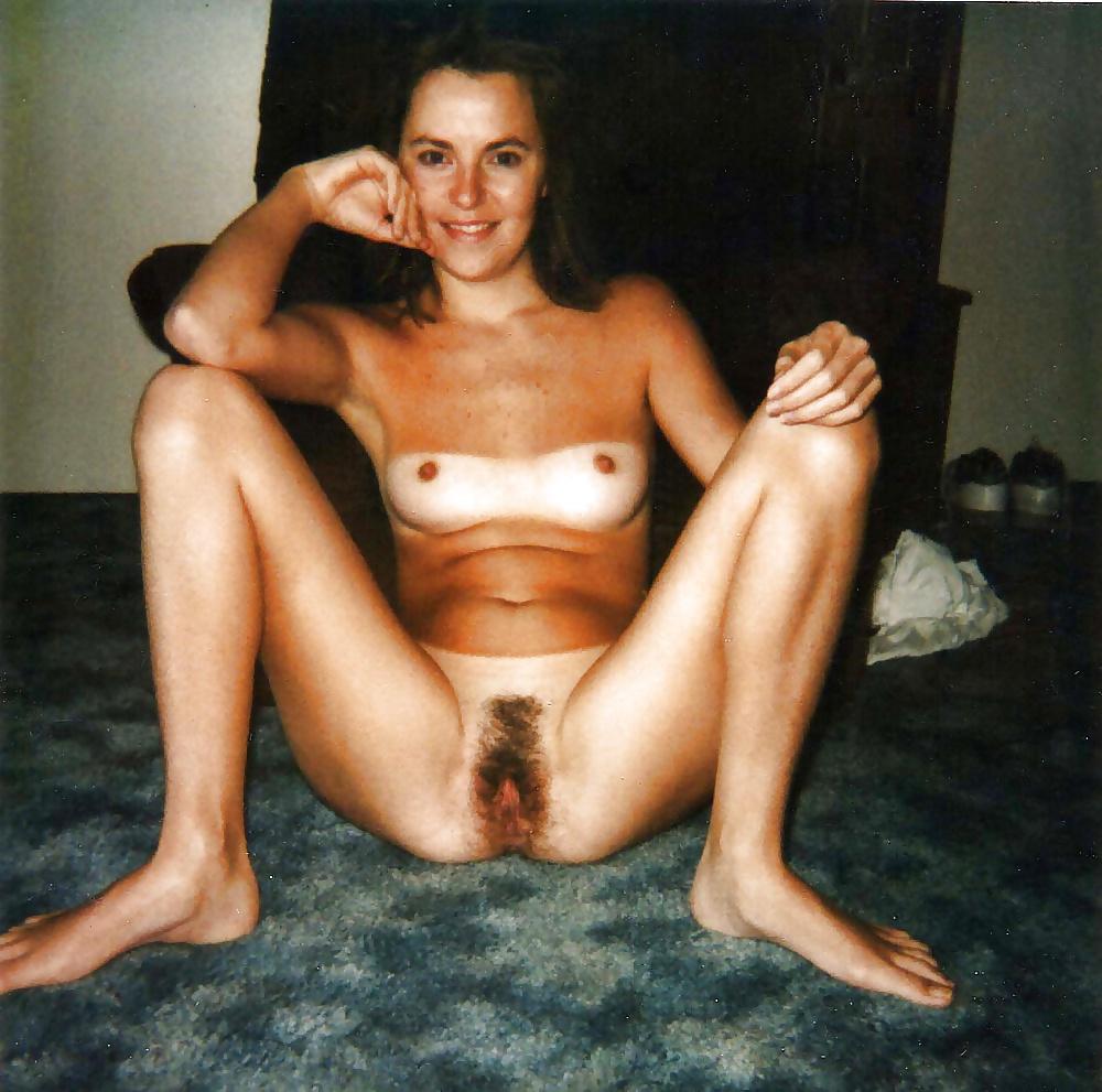 Vintage Polaroid Amateur Private Wife