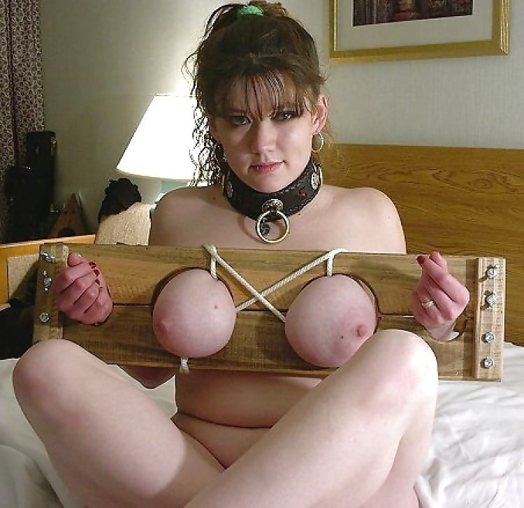 Bdsm free picture hogtied