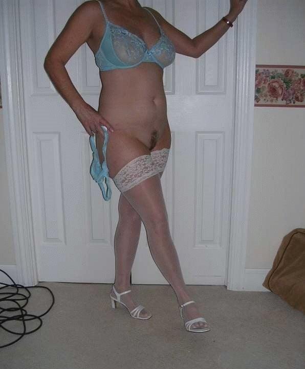 Panties matures pics