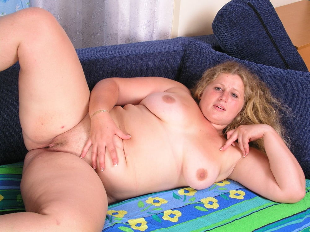 Blonde Bbw Luana Gets On Top And Stuffs Her Tight Pussy With A Huge Cock