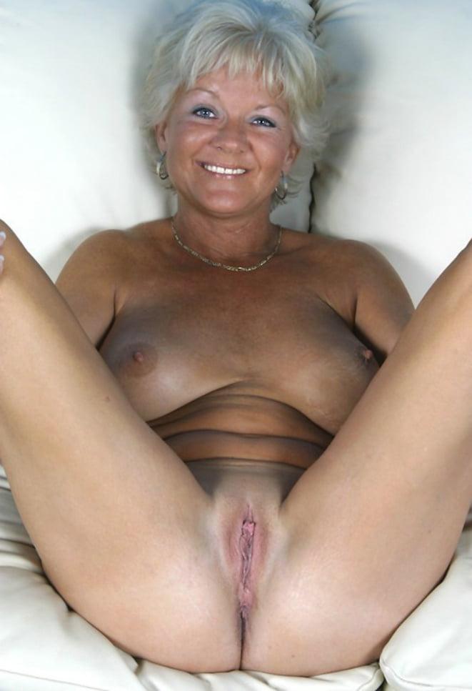 Grey Hair Mature Big Nipples