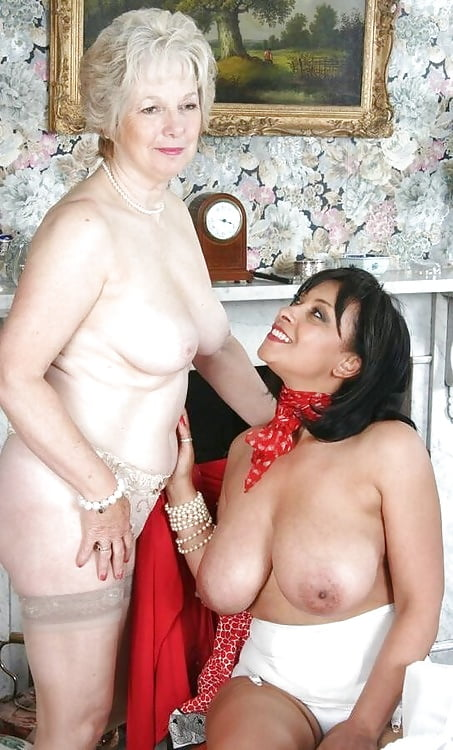 Grey haired pussy granny torrie