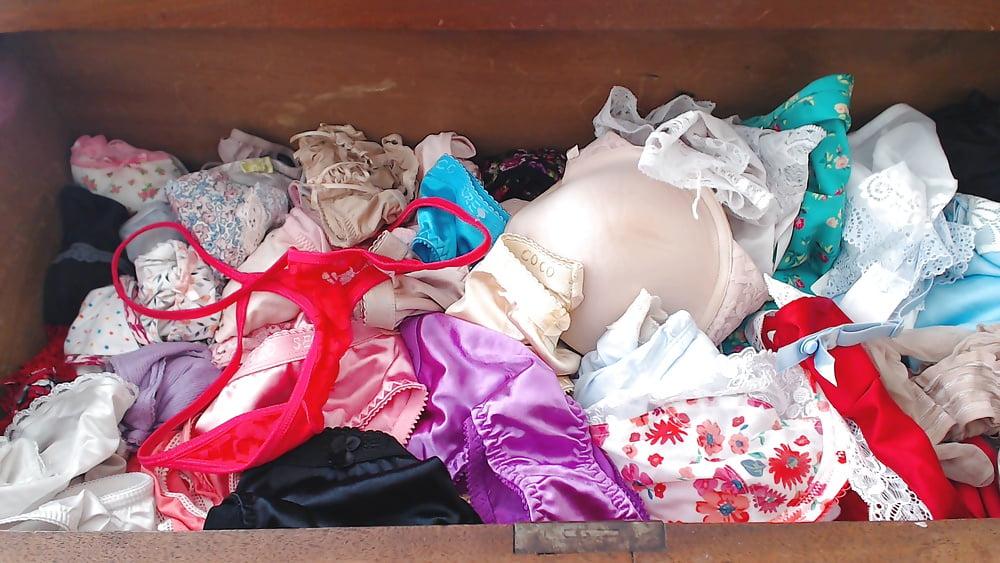 Mom panty drawer