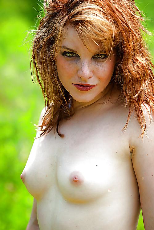 Small Tits Redhead Teen