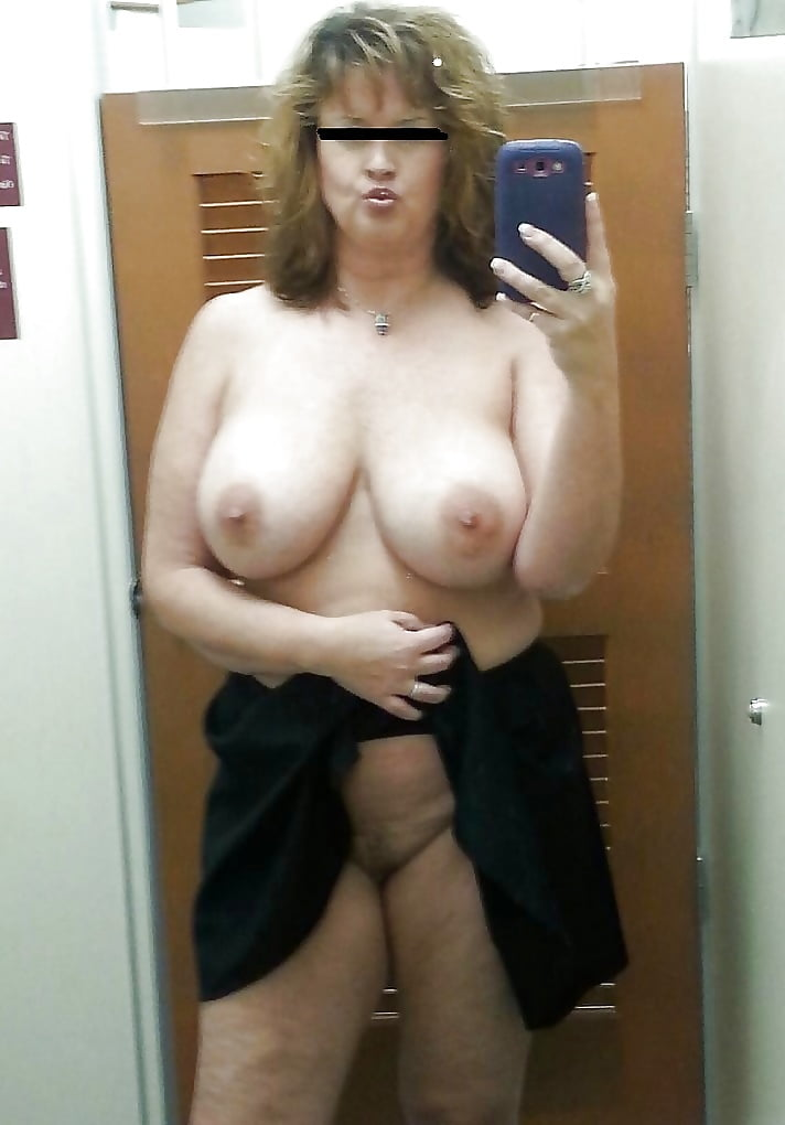 Mature changing room