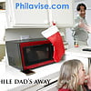 PHILAVISE-Mom has her way while dad's away